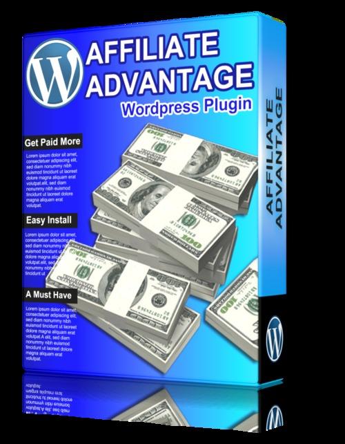 Product picture Affiliate Advantage Plugin for $4.99