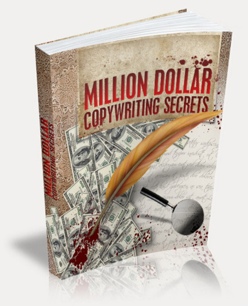 Product picture Million Dollar Copywriting Secrets