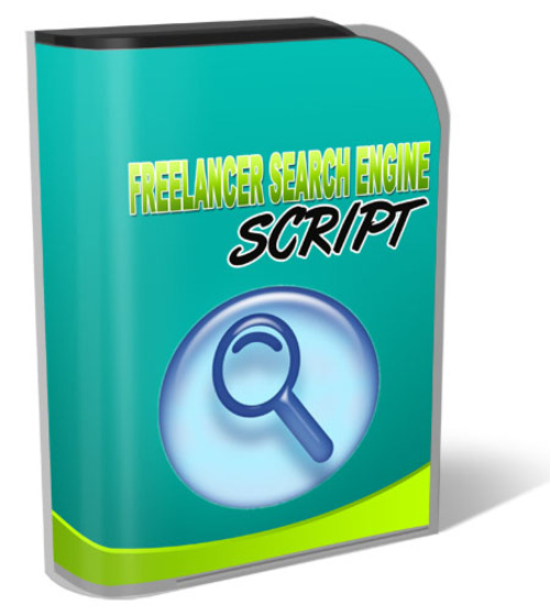 Product picture Freelancer Search Engine Script