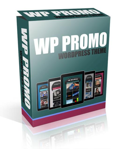 Product picture WP Promo Wordpress Theme